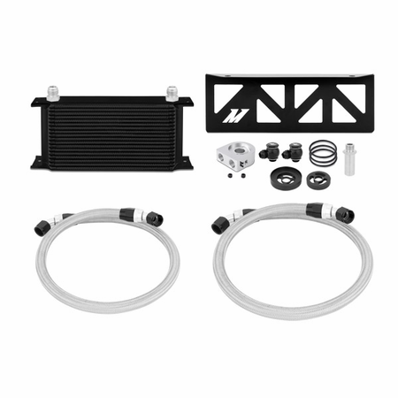 Mishimoto Subaru BRZ / Scion FR-S Oil Cooler Kit, 2013+ Black