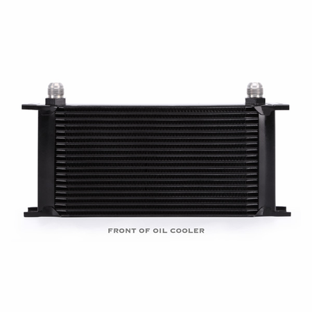 Mishimoto Universal 19-Row Oil Cooler Black