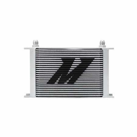 Mishimoto Universal 25-Row Oil Cooler Silver