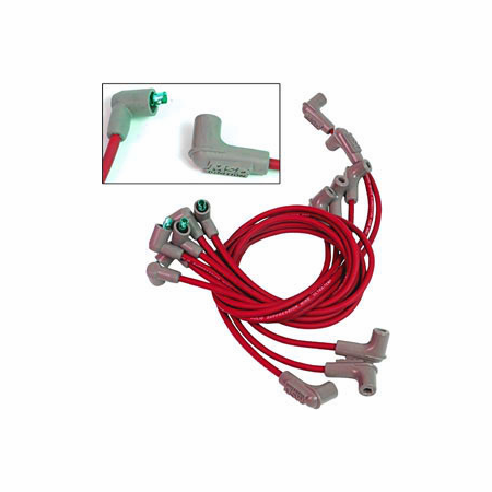 MSD Performance Wire Set, Super Conductor, Small Block Chevy, Socket ...
