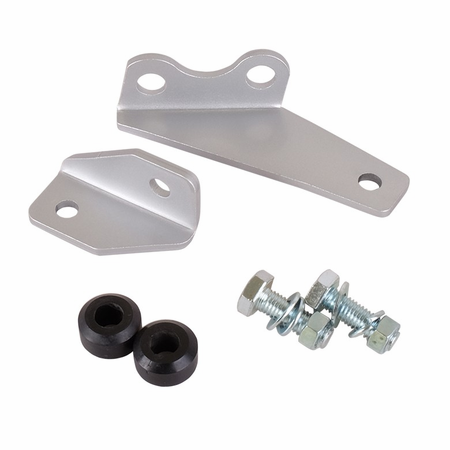 NRG Innovations Engine Damper - 96-00 Civic - Silver