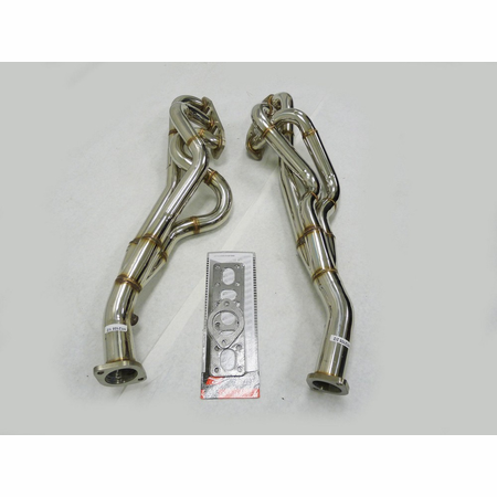 OBX Long Tube Exhaust Manifold Headers V2 for 09-17 Nissan 370Z 3 7L