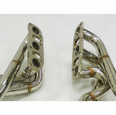 OBX Long Tube Exhaust Manifold Headers V2 for 09-17 Nissan
