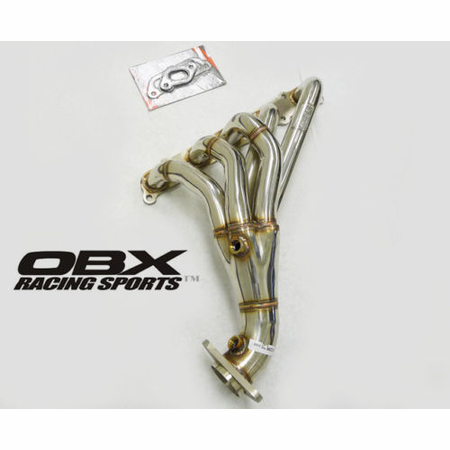 OBX Racing Exhaust Manifold Header for 08-13 Nissan Coupe Altima 2 5