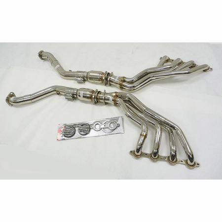 OBX Racing Long Tube SS Exhaust Manifold Headers 05-06