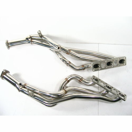 OBX Racing Long Tube SS Exhaust Manifold Headers for 03-08 Nissan