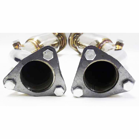 OBX Racing Sports Downpipe Test Pipe for 03-06 Nissan 350Z