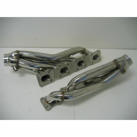 OBX Racing Sports SS Exhaust Manifold Headers For 04 08 Nissan Titan Armada  5.6L