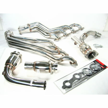 OBX S.S. Headers 06-Up Chevrolet Trailblazer SS (No Cats)