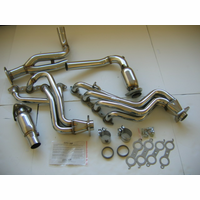 OBX S.S. Headers 99-05 & 06 (Old Style Body) Chevrolet/GMC 1500 Truck & SUV 4.8L/5.3L (No Cats)