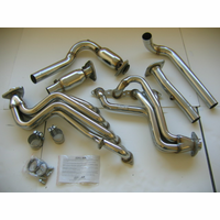 OBX S.S. Headers 99-05 & 06 (Old Style Body) Chevrolet/GMC 1500 Truck & SUV 6.0L (No Cats)