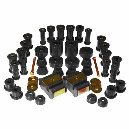 Prothane Motion Control Total Kit Black 73-80 Chevrolet/GM Full Size 4WD