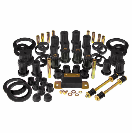 Prothane Motion Control Total Kit Black 79-82 Ford Mustang V8 (w/Trans. Mount*)