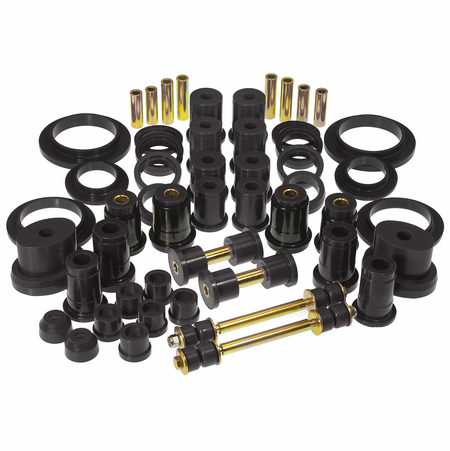 Prothane Motion Control Total Kit Black 79-82 Ford Mustang (w/o Trans. Mount)