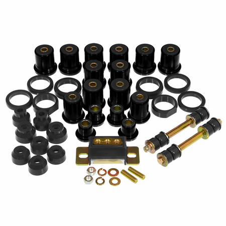 Prothane Motion Control Total Kit Black 82-04 Chevrolet/GM S10 Pickup 2WD Xtra Cab