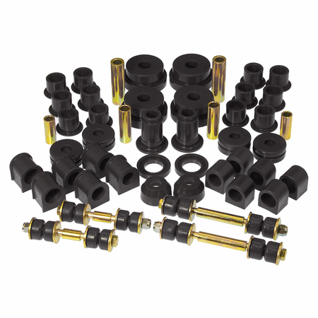 Prothane Motion Control Total Kit Black 84-89 Nissan 300ZX