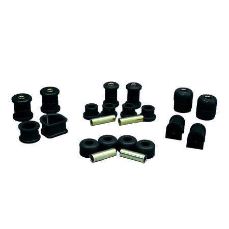Prothane Motion Control Total Kit Black 85-89 Toyota MR2
