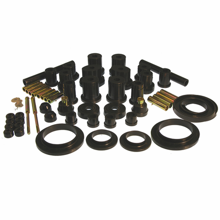 Prothane Motion Control Total Kit Black 94-98 Ford Mustang (w/o Trans. Mount)
