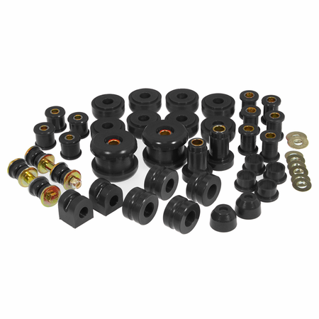 Prothane Motion Control Total Kit Black 95-99 Dodge Neon (Including Sport Package)