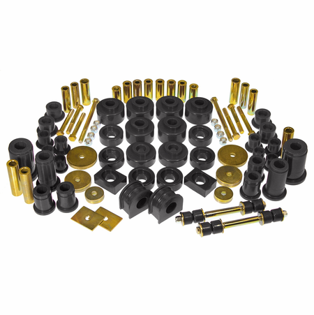 Prothane Motion Control Total Kit Black 97-03 Ford Full Size 2WD F150 (All Cabs)