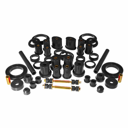 Prothane Motion Control Total Kit Black 99-04 Ford Mustang (Except Cobra)