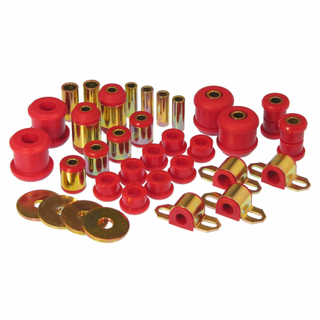 Prothane Motion Control Total Kit Red 00-05 Toyota Celica