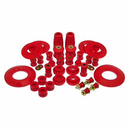 Prothane Motion Control Total Kit Red 01-06 Chrysler PT Cruiser (Including Touring Edition)
