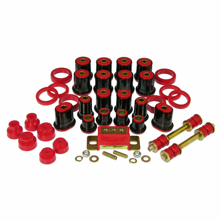 Prothane Motion Control Total Kit Red 66-72 Oldsmobile Cutlass/442