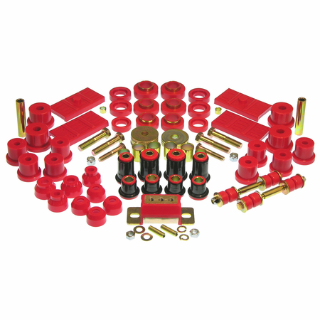 Prothane Motion Control Total Kit Red 67-69 Pontiac Firebird