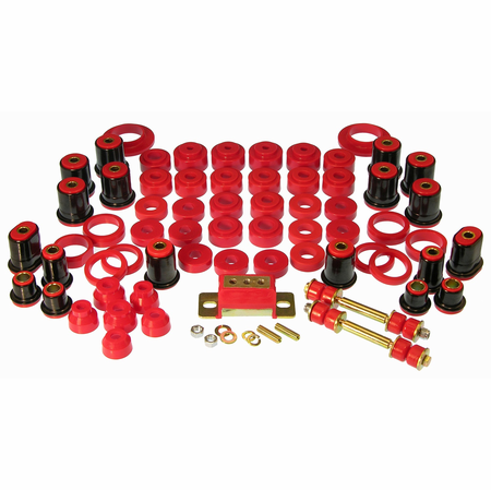Prothane Motion Control Total Kit Red 68-72 Chevrolet Chevelle
