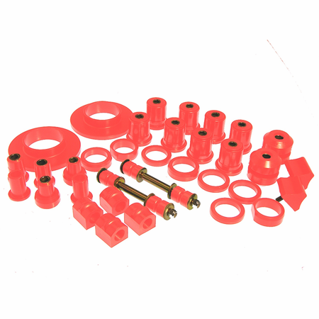 Prothane Motion Control Total Kit Red 70-83 AMC Full Size