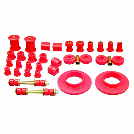 Prothane Motion Control Total Kit Red 70-83 AMC Mid Size