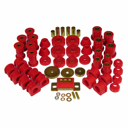 Prothane Motion Control Total Kit Red 73-80 Chevrolet/GM Full Size 2WD