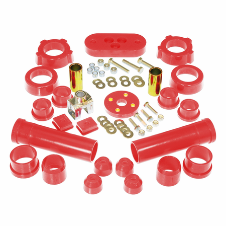 Prothane Motion Control Total Kit Red 74-77 Volkswagen Type I
