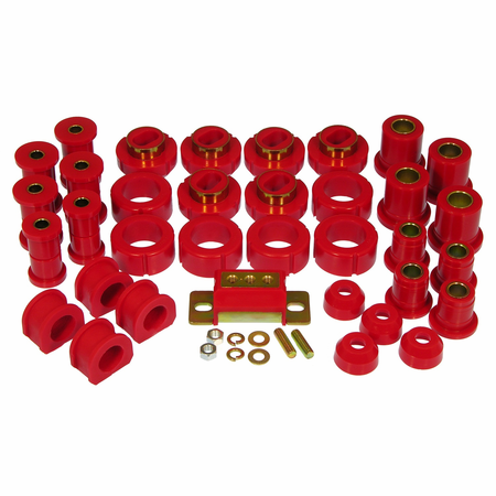 Prothane Motion Control Total Kit Red 81-87 Chevrolet/GM Full Size 2WD