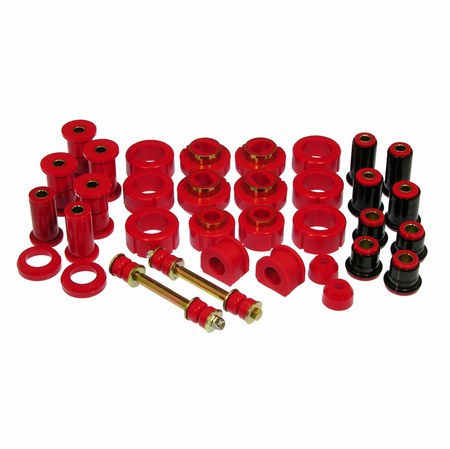 Prothane Motion Control Total Kit Red 82-04 Chevrolet/GM S10 Pickup 2WD STD. Cab