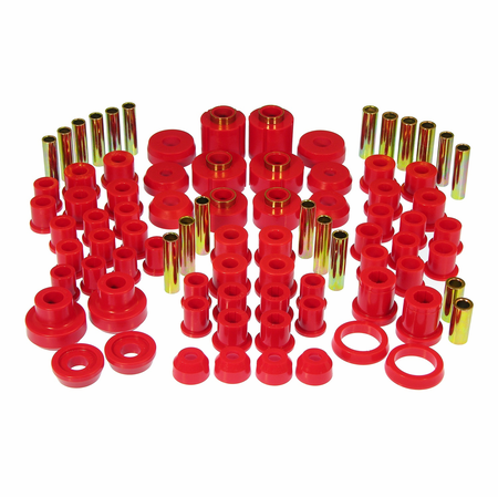 Prothane Motion Control Total Kit Red 83-97 Ford Ranger 2WD Std. & Xtra Cab