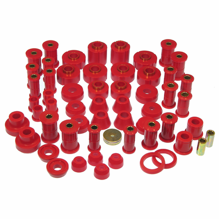 Prothane Motion Control Total Kit Red 84-88 Ford Bronco II 4WD