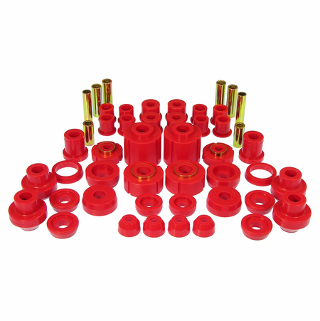 Prothane Motion Control Total Kit Red 87-96 Ford Full Size 2WD F150