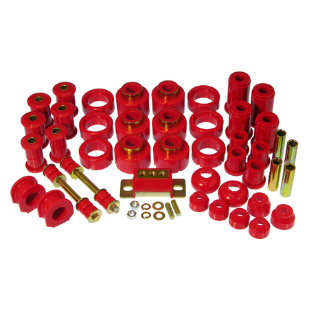 Prothane Motion Control Total Kit Red 88-98 Chevrolet/GM Full Size 2WD