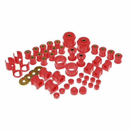 Prothane Motion Control Total Kit Red 89-94 Nissan 240SX