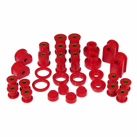 Prothane Motion Control Total Kit Red 91-94 Ford Explorer 4WD