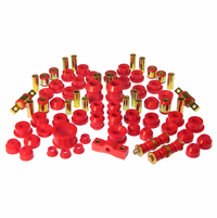 Prothane Motion Control Total Kit Red 94-01 Acura Integra (w/ All C-Arm Bushings)