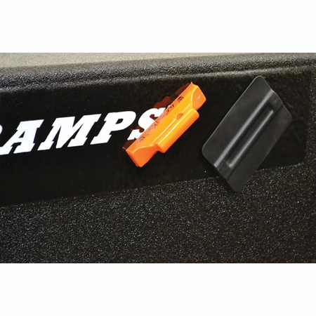"Race Ramps 16"" Restyler Magna Ramps(w/metal) - Red"