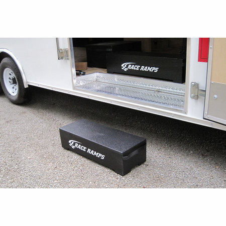 "Race Ramps 30"" Trailer Step"