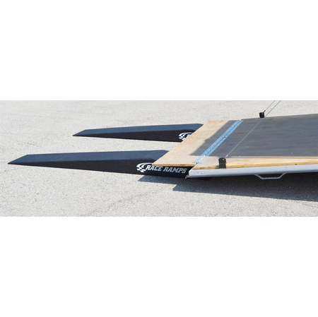 "Race Ramps 7"" Trailer Ramps w/ flap cutout"