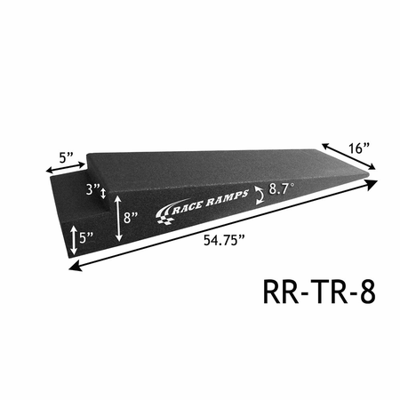 "Race Ramps 8"" Trailer Ramps"