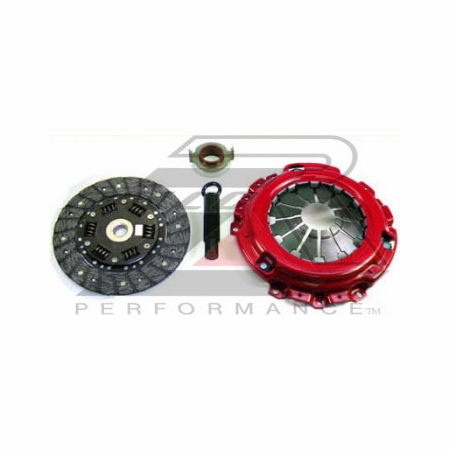 Ralco RZ Stage 1 Full Organic Clutch Kit 03-07 HONDA Accord 2.4L 4cyl