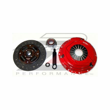 Ralco RZ Stage 2 Carbon Kevlar Clutch Kit 93-02 MAZDA 626 2.5L V6