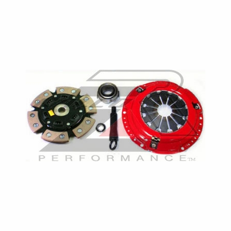 Ralco RZ Stage 3 Ceramic Sprung Clutch Kit 91-96 FORD ESCORT 1.8L DOHC